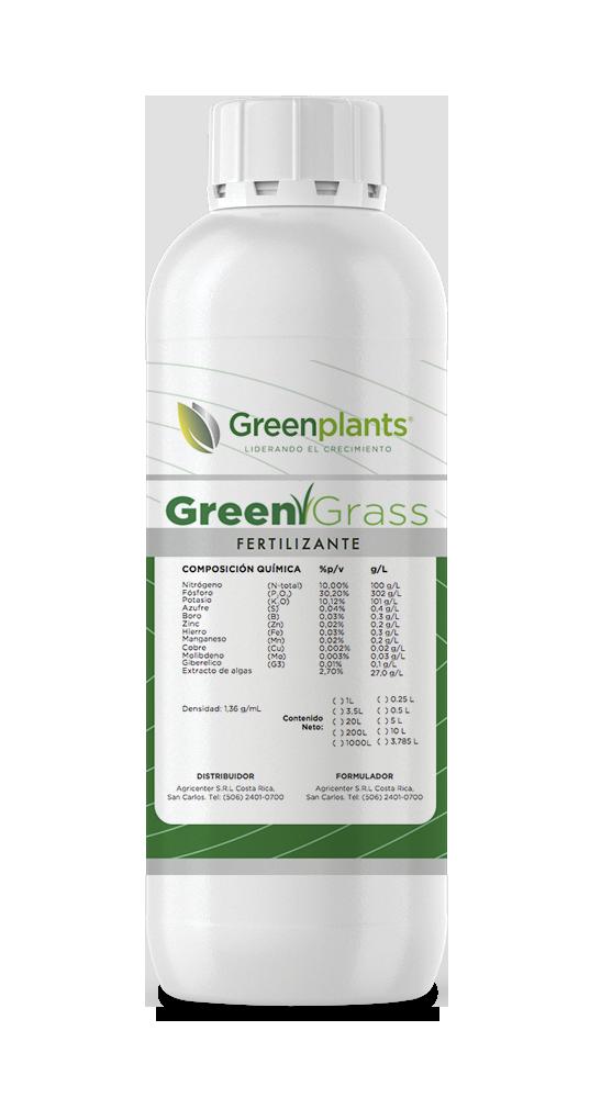 Botella de Greengrass
